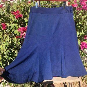 George Me Designs Blue Bell Skirt